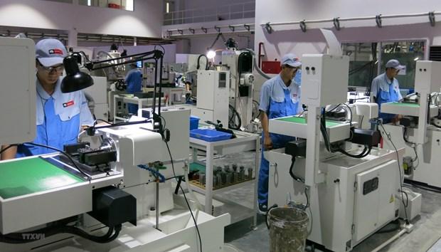 越南科技市场正处于形成与发展过程中 hinh anh 1
