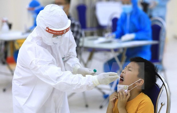 河内新增7例本土确诊病例 hinh anh 1