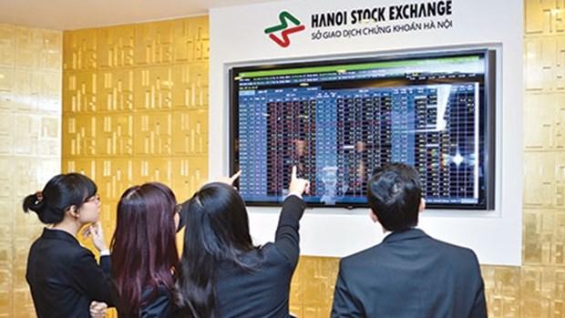 新增7家企业在HNX上挂牌上市 市值增长3.2% hinh anh 1