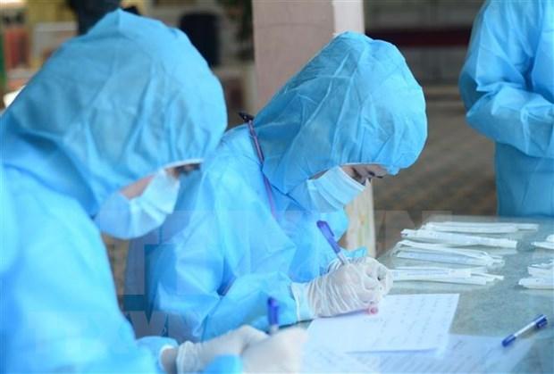 岘港市为应对新冠肺炎疫情感染风险增加情况做好准备 hinh anh 1
