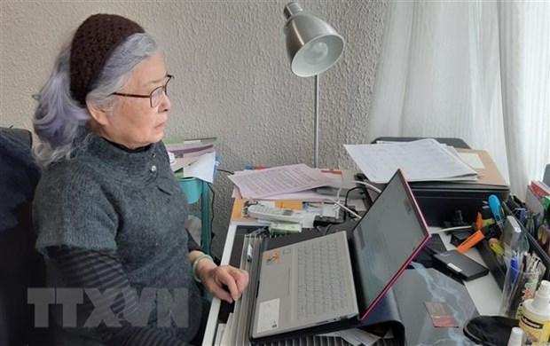越南橙毒剂受害者协会发布有关陈素娥起诉案的公报 hinh anh 1