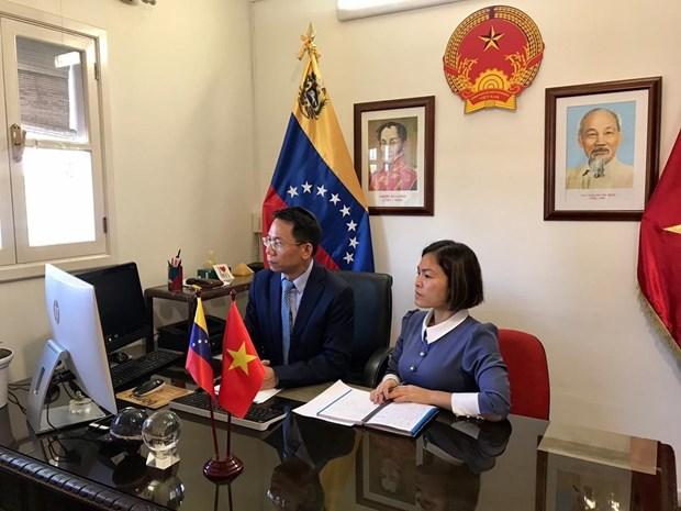越南与委内瑞拉促进经贸合作 hinh anh 2