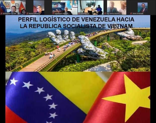 越南与委内瑞拉促进经贸合作 hinh anh 1