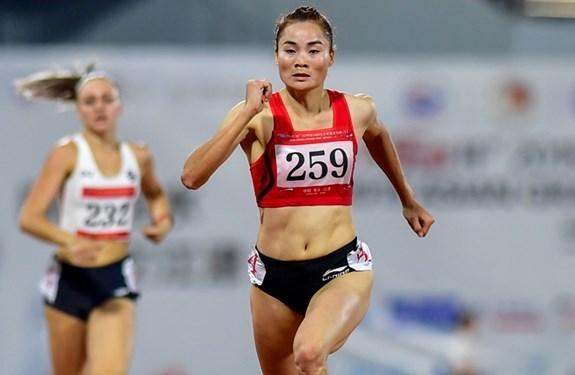 越南提名田径运动员郭氏兰破格参加2020年东京奥运会 hinh anh 1