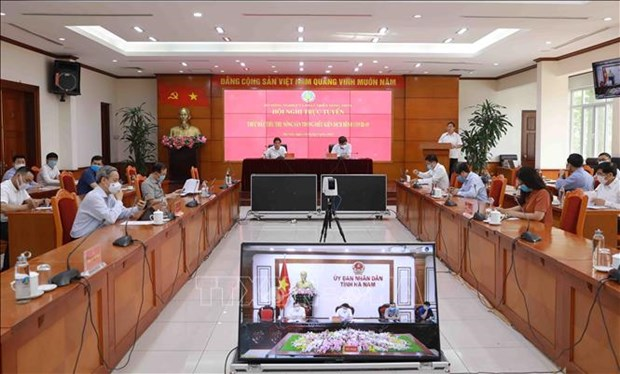 越南将成立跨部门工作小组 着力解决农产品销售遇到的困难 hinh anh 1