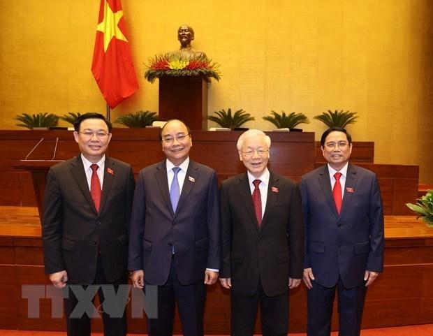 外媒:越南经济在新领导班子的领导下呈现积极迹象 hinh anh 1