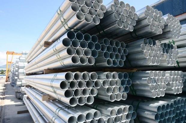 2021年4月和发集团钢材销量呈同比增长势头 hinh anh 1