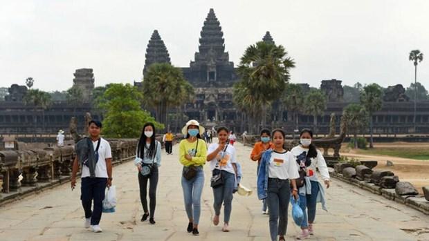 柬埔寨准备迎来接种新冠疫苗的游客 泰国为天空开放计划做准备 hinh anh 1