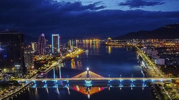 岘港市朝着可持续方向实施经济结构调整 hinh anh 1