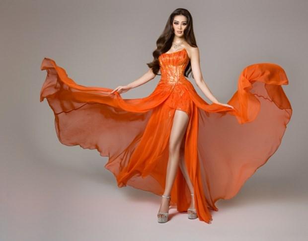 越南佳丽入围2020年环球小姐大赛21强 hinh anh 1
