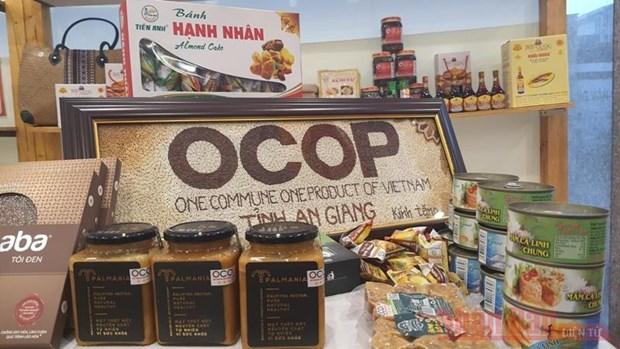 OCOP产品肯定其在市场上的地位 hinh anh 1