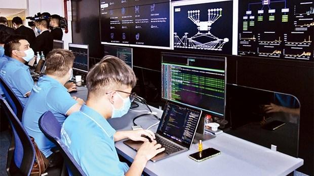 河内市推动科学技术和革新创新 hinh anh 1