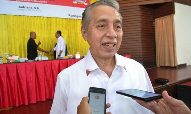 印尼议员强调了选举对越南国会活动的意义 hinh anh 1