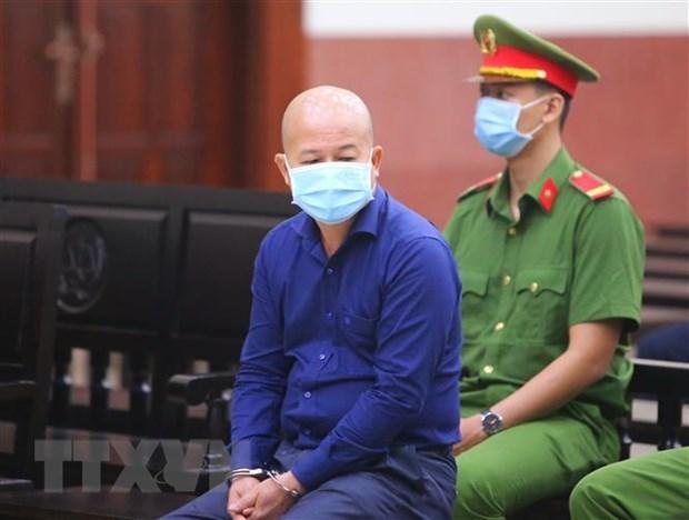胡志明市-中良高速公路违法违规案:法院驳回丁玉系等被告的上诉 hinh anh 2