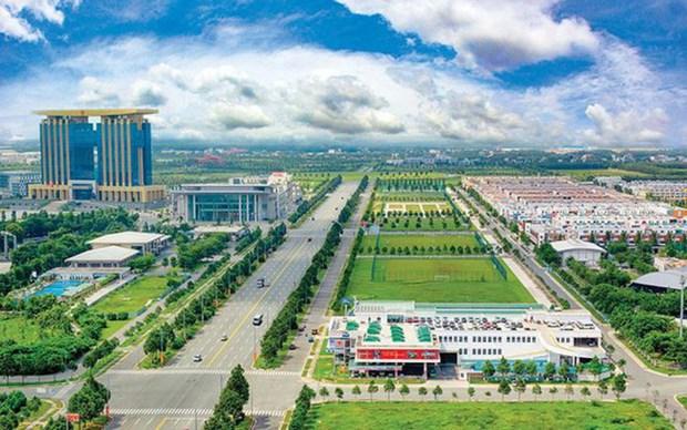 五家外资企业在平阳省投资近10亿美元 hinh anh 2