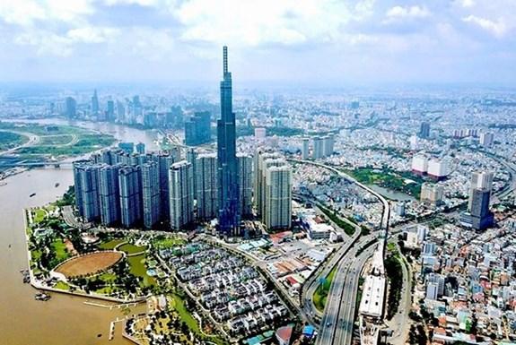 标普将越南信用评级展望从稳定调升至积极 hinh anh 1