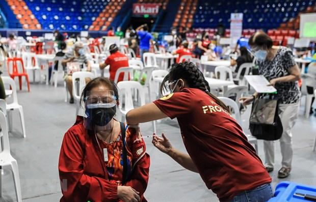 菲律宾总统呼吁加强抗击新冠肺炎疫情国际合作 hinh anh 1