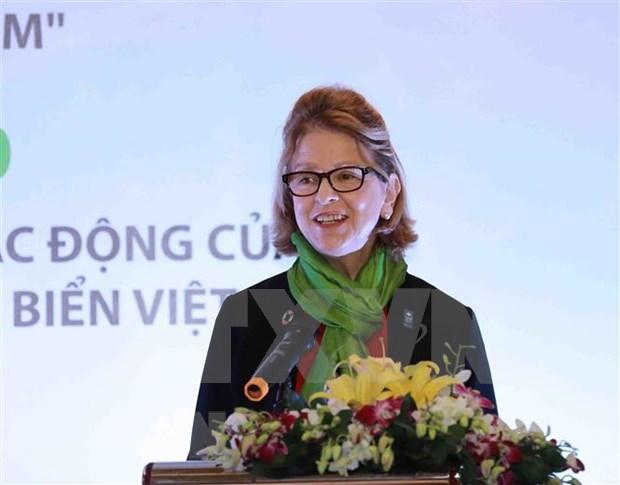 国会和人民议会换届选举:越南人民对国会事务给予越来越大的关注 hinh anh 1