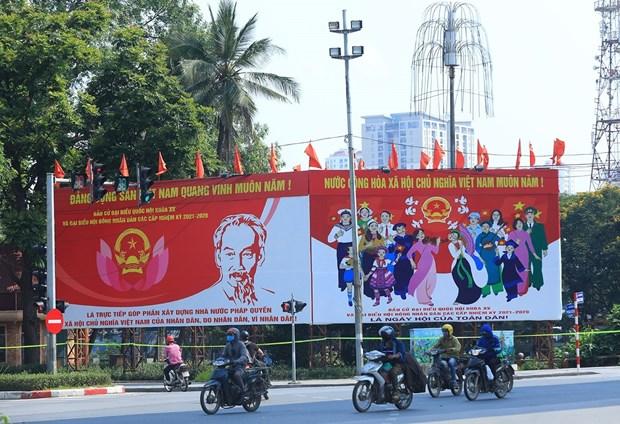 东南亚专家:越南是国会代表成分多样平衡方面的亮点 hinh anh 1
