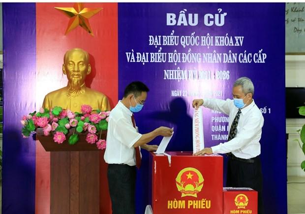 东南亚专家:越南是国会代表成分多样平衡方面的亮点 hinh anh 2