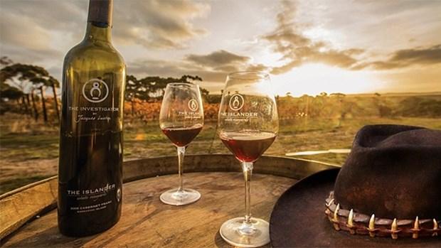 澳大利亚葡萄酒生产商希望进军越南市场 hinh anh 1