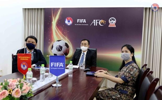 越南足协法律和球员资格委员会代表当选国际足联纪律委员会委员 hinh anh 1