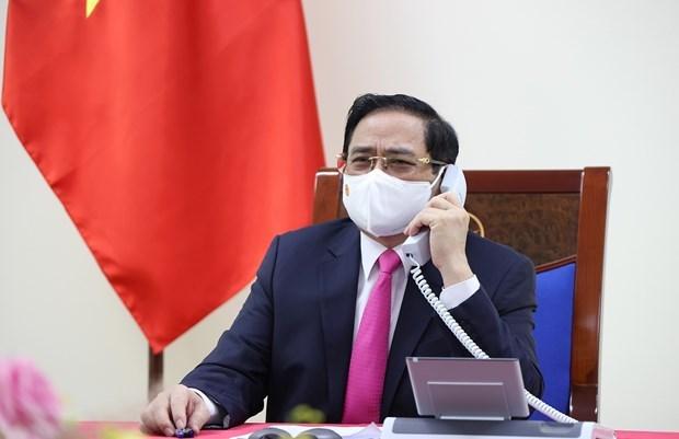 越通社评选一周要闻(2021.5.17-2021.5.23) hinh anh 3