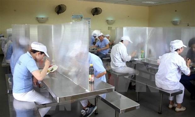 海防市各经济区和工业园区制定新冠肺炎疫情应对方案 hinh anh 1