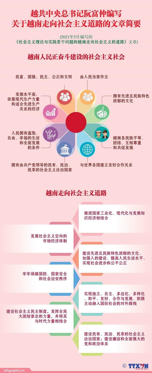 越共中央总书记阮富仲重要文章《社会主义和越南走向社会主义道路的理论与实践若干问题》(全文) hinh anh 7