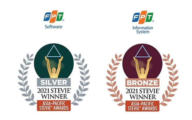 越南企业的两个数字化转型解决方案赢得亚太地区史蒂夫奖 hinh anh 1