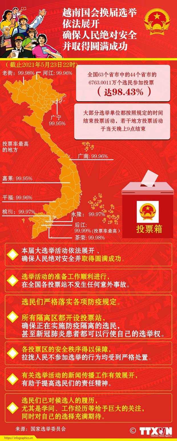 越南换届选举取得成功:全民大团结是力量之源 hinh anh 6