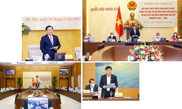 越南换届选举取得成功:全民大团结是力量之源 hinh anh 3