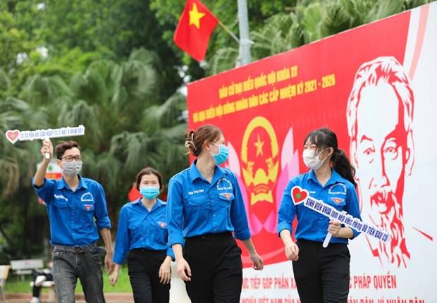 越南换届选举取得成功:全民大团结是力量之源 hinh anh 4