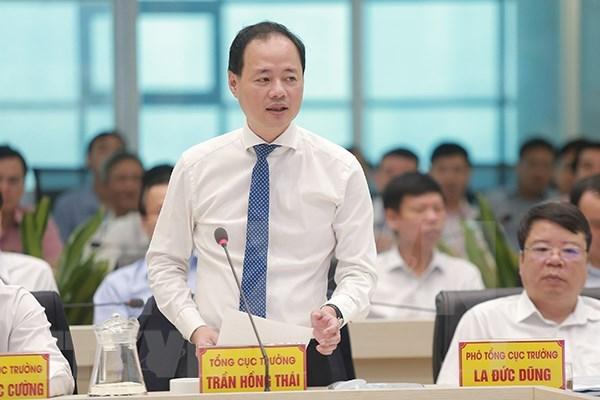陈红泰教授再次当选世界气象组织第二区域(亚洲)协会副主席 hinh anh 1