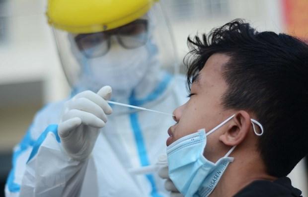 5月28日上午越南新增40例本土新冠肺炎确诊病例 hinh anh 1