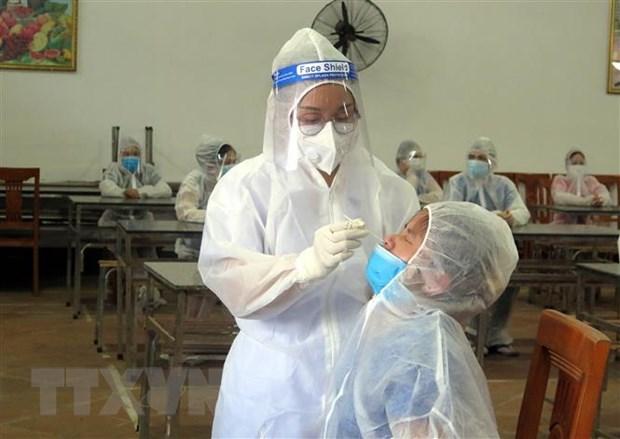 越南新增52例新冠肺炎确诊病例 hinh anh 1