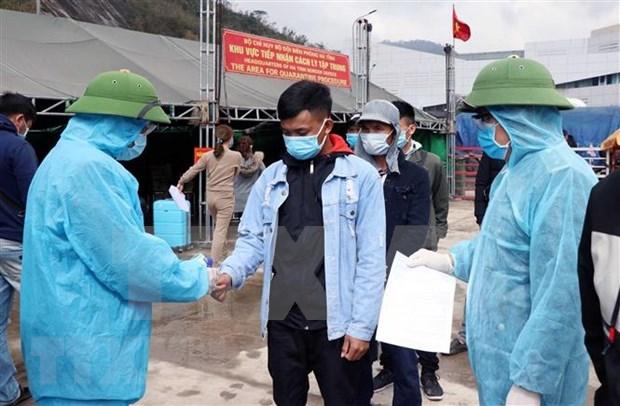 越南驻老挝大使馆就入境越南事宜发布通知 hinh anh 1