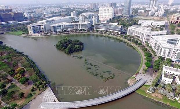 今年前5月胡志明市吸引外资超13.4亿美元 hinh anh 1