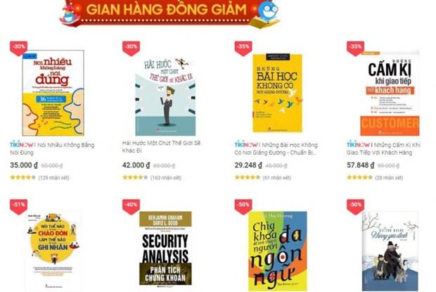 近6000本书打折优惠活动在Book365全国图书交易平台举行 hinh anh 1