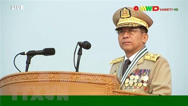 东盟协助缅甸达成符合缅甸人民利益的和平解决措施 hinh anh 1