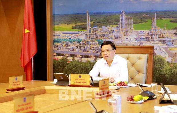 越南国家油气集团今年前5个月利润增长两倍多 hinh anh 1
