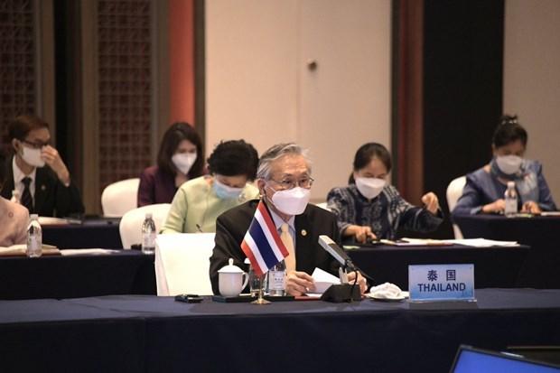 泰国就强化澜湄合作提出四项建议 hinh anh 1