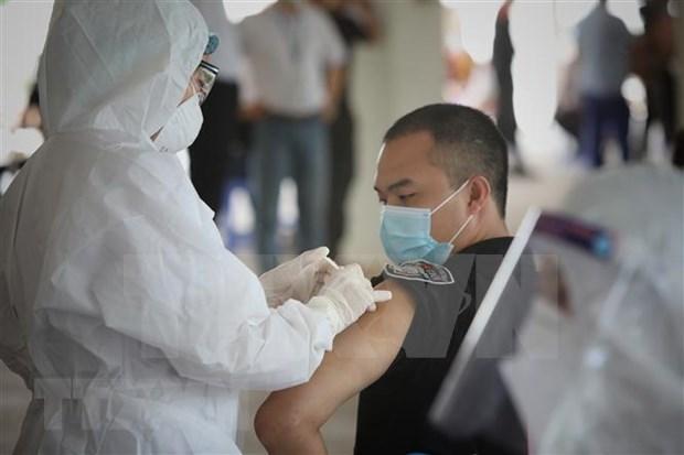 越南新冠疫苗基金开设15个接受捐款的账户 hinh anh 1