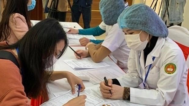 积极为疫苗基金会捐款 旅游业努力扶危济困 hinh anh 1
