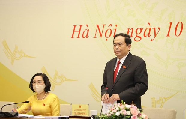 国会和人民议会换届选举:越南第十五届国会499名代表名单出炉 hinh anh 1