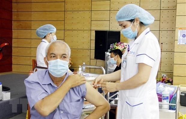 外交部例行记者会:越南将继续寻找疫苗供应 实现供应多元化 hinh anh 1