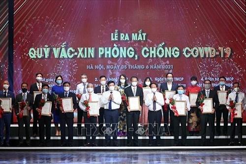 越南主动、灵活应对新冠肺炎疫情 hinh anh 1