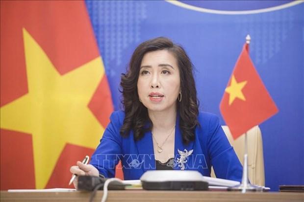 越南要求中国台湾取消在长沙群岛巴平岛的演习 hinh anh 1
