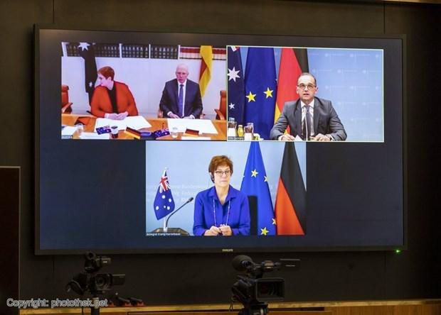 德国和澳大利亚强调了UNCLOS对解决东海问题的作用 hinh anh 1