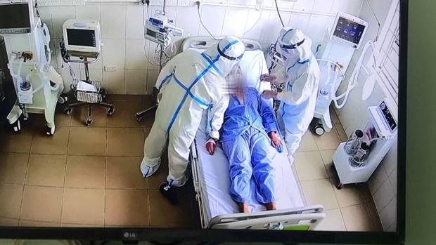 越南新增2例死亡病例 hinh anh 1